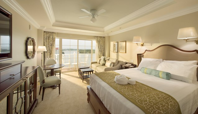 The Villas at Disney's Grand Floridian Resort - The Villas at Disney's Grand Floridian Resort - Deluxe Studio