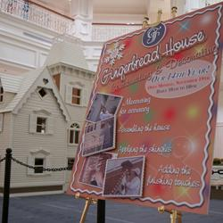 Photos disney 39 s grand floridian gingerbread house now for 14th and grand salon