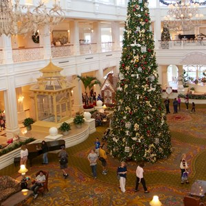8 of 10: Disney's Grand Floridian Resort and Spa - Grand Floridian Gingerbread House 2012