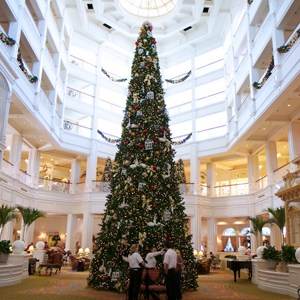 9 of 10: Disney's Grand Floridian Resort and Spa - Grand Floridian Gingerbread House 2012