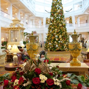 10 of 10: Disney's Grand Floridian Resort and Spa - Grand Floridian Gingerbread House 2012