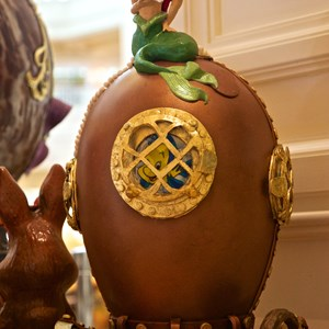 9 of 9: Disney's Grand Floridian Resort and Spa - 2014 Grand Floridian Resort Easter Eggs