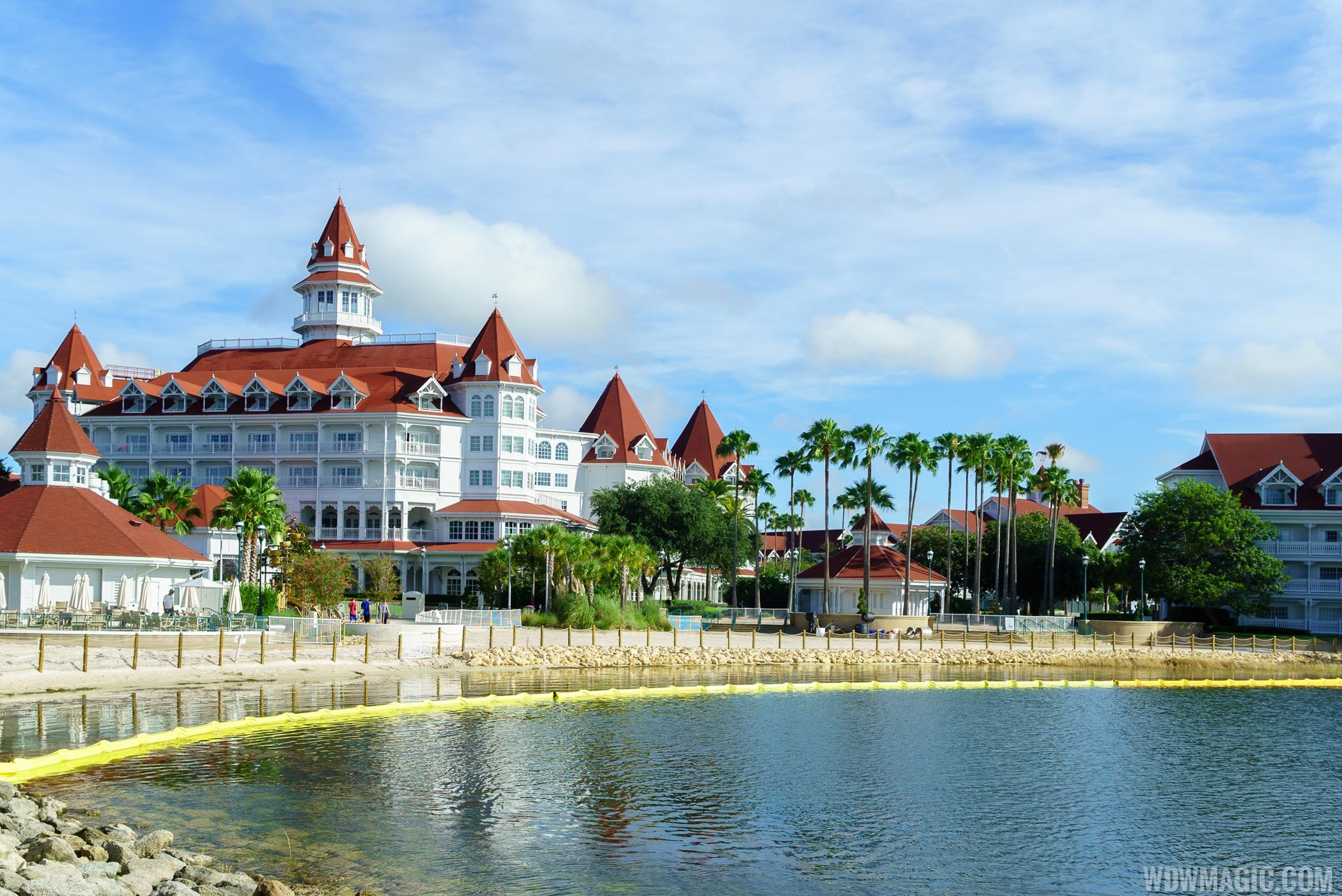 Disney's Magnolia Golf Course is the longest of all of Walt Disney World Resort's courses, and among the longest golf courses in Orlando. With 18 holes of challenging water hazards, specious greens, and inviting fairways, Disney's Magnolia provides a golf experience you won't forget.
