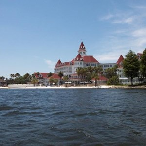 4 of 4: Disney's Grand Floridian Resort and Spa - Grand Floridian pool construction photos