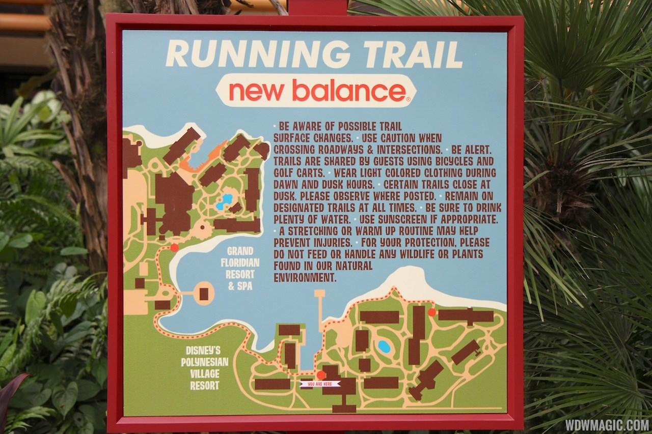 Disney's Polynesian Village Resort signage