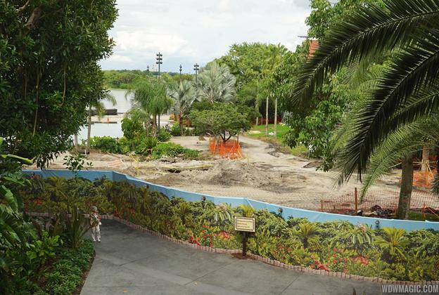Polynesian Resort pool area redevelopment