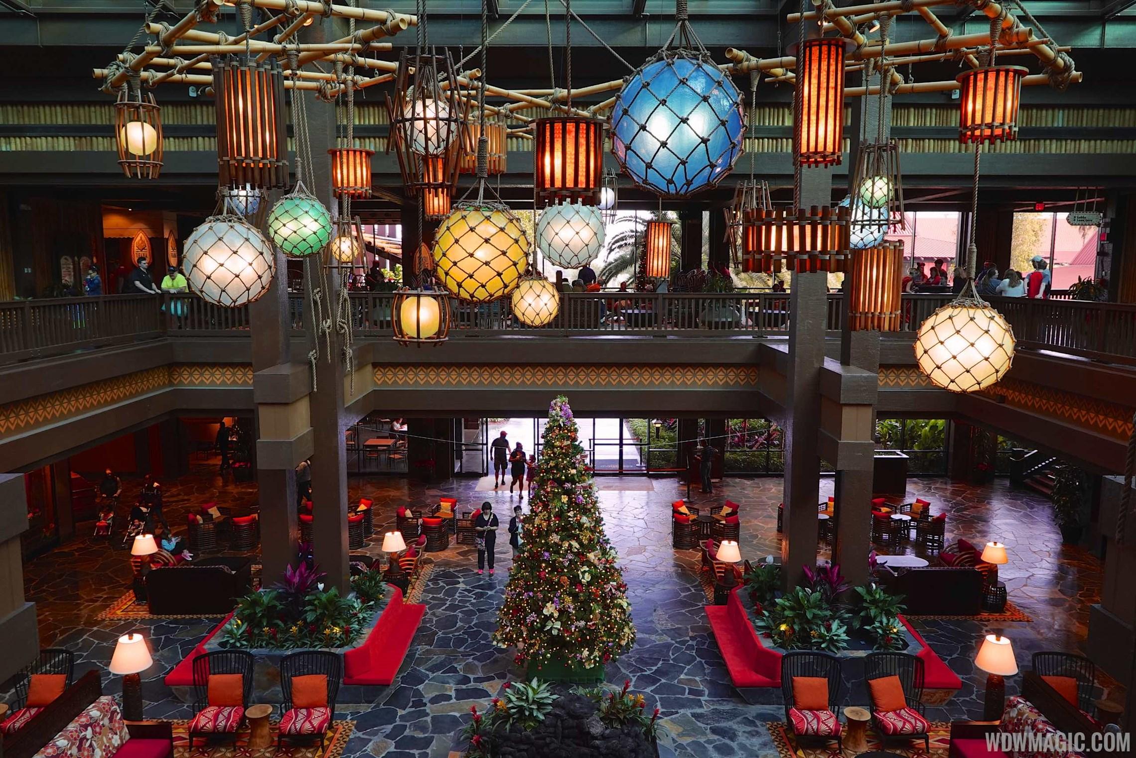 Photos A Tour Of The New Polynesian Village Resort Lobby