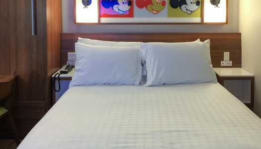 PHOTOS - New look guest rooms at Disney's Pop Century Resort