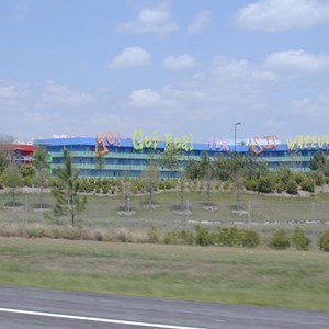1 of 6: Disney's Pop Century Resort - Latest Pop Century Resort construction