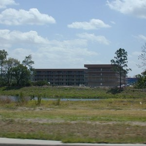 4 of 6: Disney's Pop Century Resort - Latest Pop Century Resort construction
