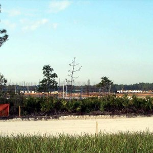 3 of 4: Disney's Pop Century Resort - Latest Pop Century Resort construction