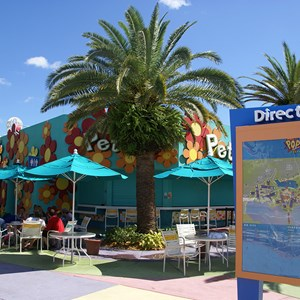 6 of 10: Disney's Pop Century Resort - Hippy Dippy Pool
