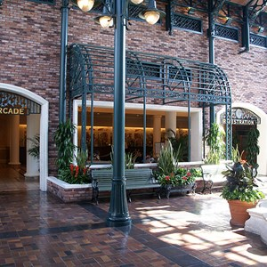 2 of 4: Disney's Port Orleans Resort French Quarter - Disney's Port Orleans French Quarter lobby area