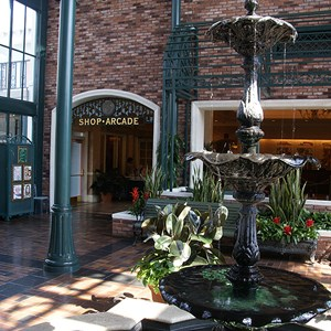 4 of 4: Disney's Port Orleans Resort French Quarter - Disney's Port Orleans French Quarter lobby area