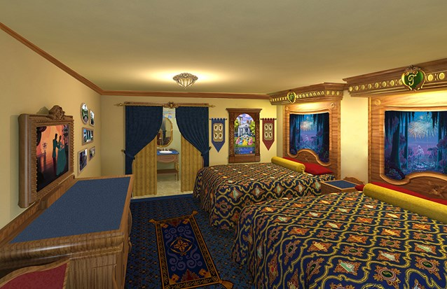 Disney's Port Orleans Resort Riverside - New concept art released April 26 2011