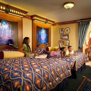 2 of 2: Disney's Port Orleans Resort Riverside - Royal Guest Rooms