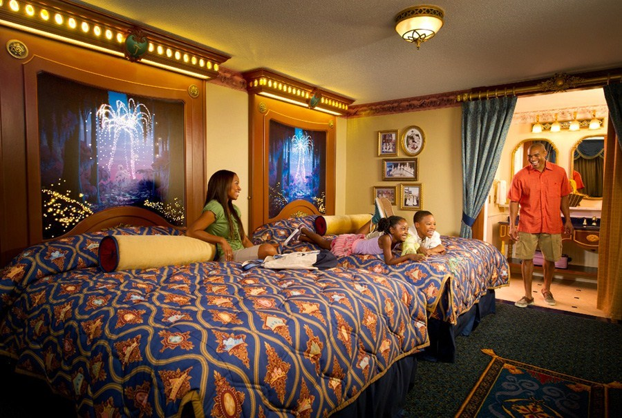 Royal Guest Rooms
