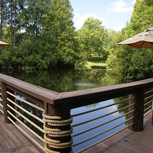 3 of 4: Disney's Port Orleans Resort Riverside - The Fishin' Hole decks