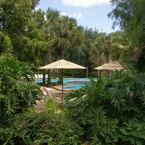 1 of 6: Disney's Port Orleans Resort Riverside - Alligator Bayou quiet pools