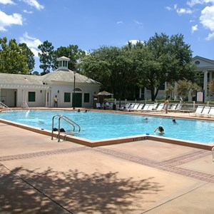 2 of 8: Disney's Port Orleans Resort Riverside - Magnolia Bend quiet pools