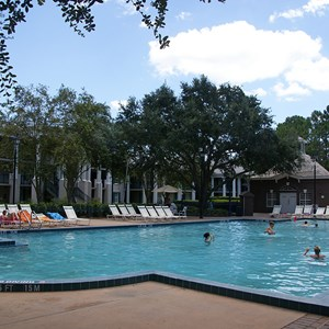 8 of 8: Disney's Port Orleans Resort Riverside - Magnolia Bend quiet pools
