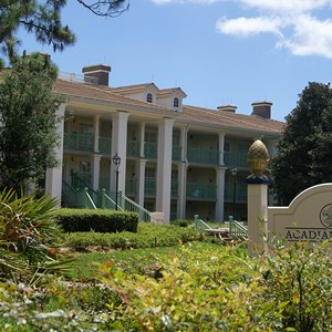 1 of 28: Disney's Port Orleans Resort Riverside - Magnolia Bend grounds and buildings