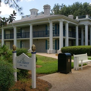 14 of 28: Disney's Port Orleans Resort Riverside - Magnolia Bend grounds and buildings