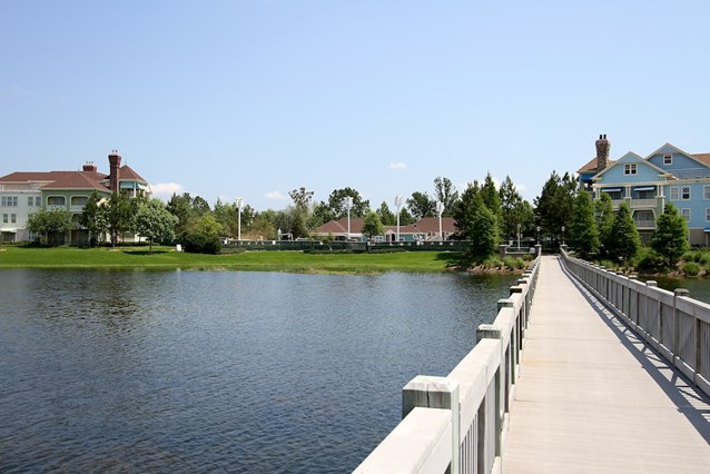 Disney's Saratoga Springs Resort