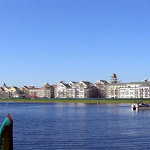 3 of 3: Disney's Saratoga Springs Resort - Saratoga Springs Resort construction update