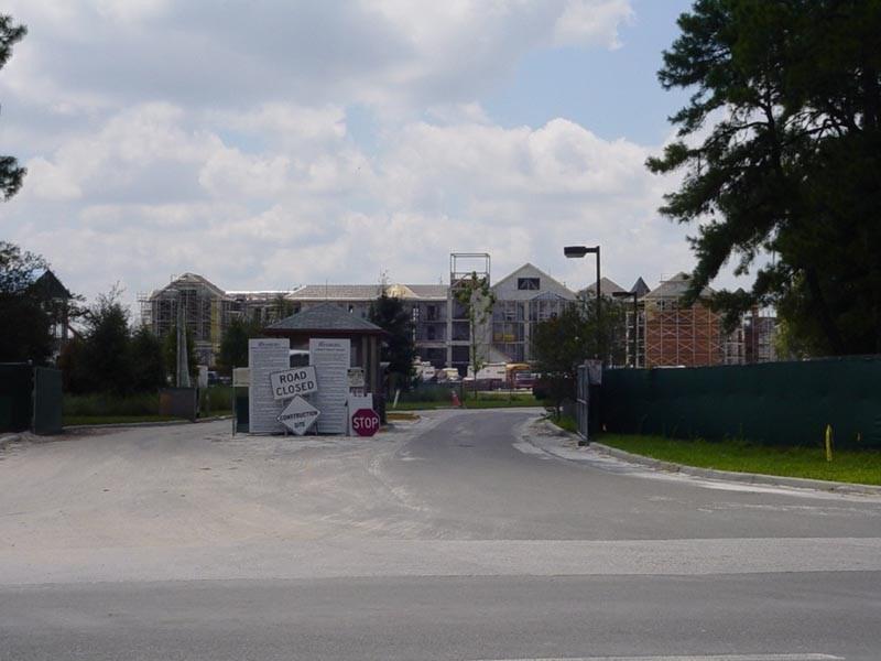 Saratoga Springs Resort construction update
