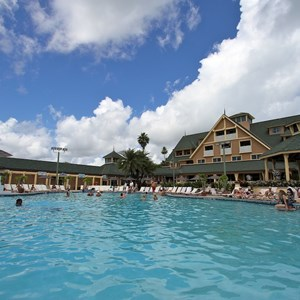 10 of 34: Disney's Vero Beach Resort - The pool area
