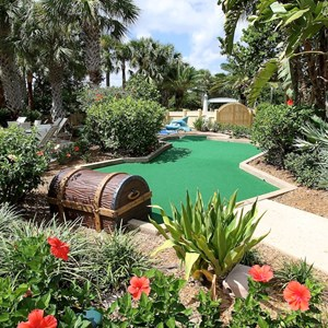 16 of 34: Disney's Vero Beach Resort - The 9 hole mini golf course