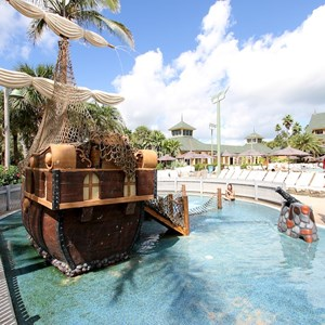 18 of 34: Disney's Vero Beach Resort - Water play area