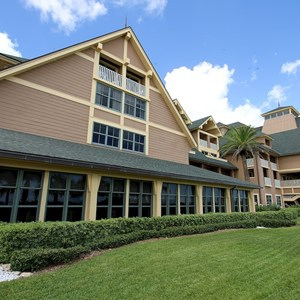 24 of 34: Disney's Vero Beach Resort - The main Inn building