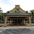 Disney's Vero Beach Resort - From of the resort - vehicle drop off
