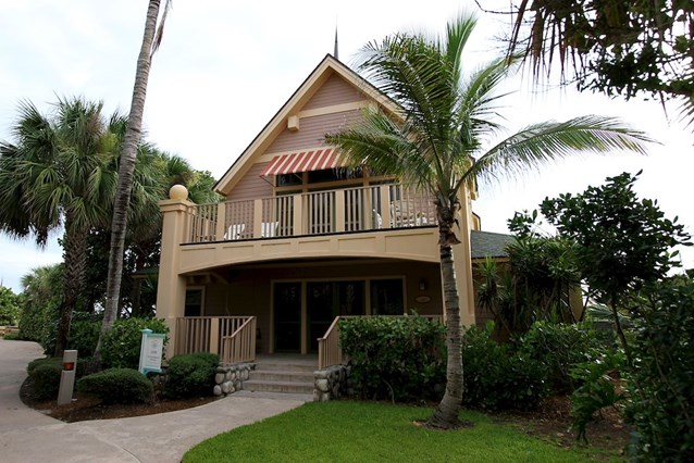 Disney's Vero Beach Resort - On of the cottage villas