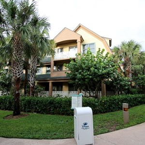 28 of 34: Disney's Vero Beach Resort - One of the vacation home buildings