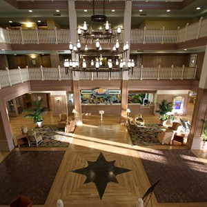2 of 13: Disney's Vero Beach Resort - Building interior