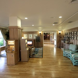 4 of 13: Disney's Vero Beach Resort - Building interior