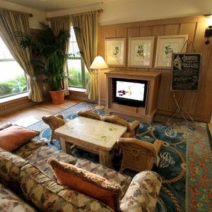 5 of 13: Disney's Vero Beach Resort - Building interior
