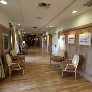 6 of 13: Disney's Vero Beach Resort - Building interior