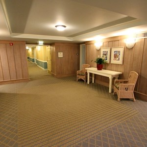 12 of 13: Disney's Vero Beach Resort - Building interior