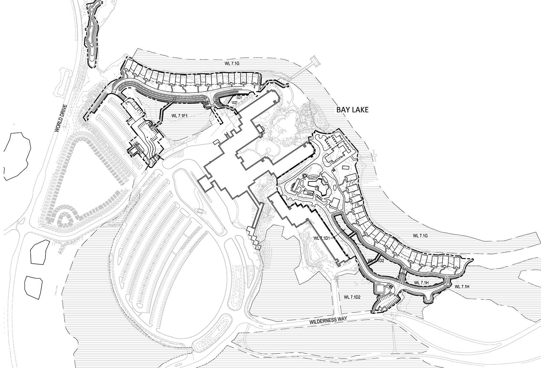 Wilderness Lodge DVC villa plans