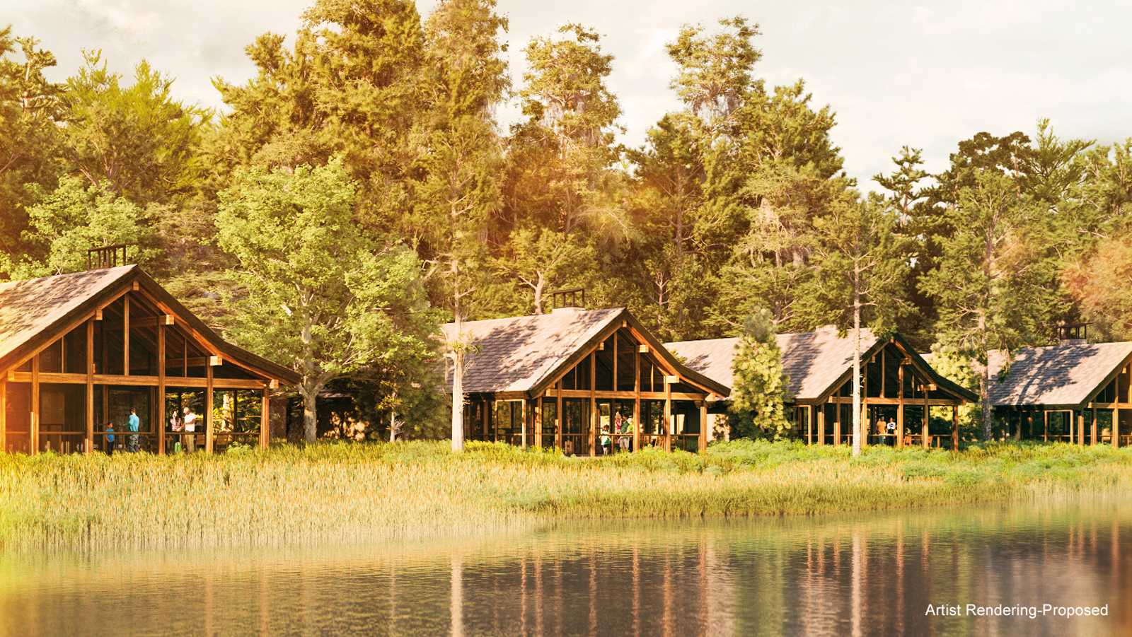 Photos rooms and floor plans at copper creek villas and for Villas wilderness lodge