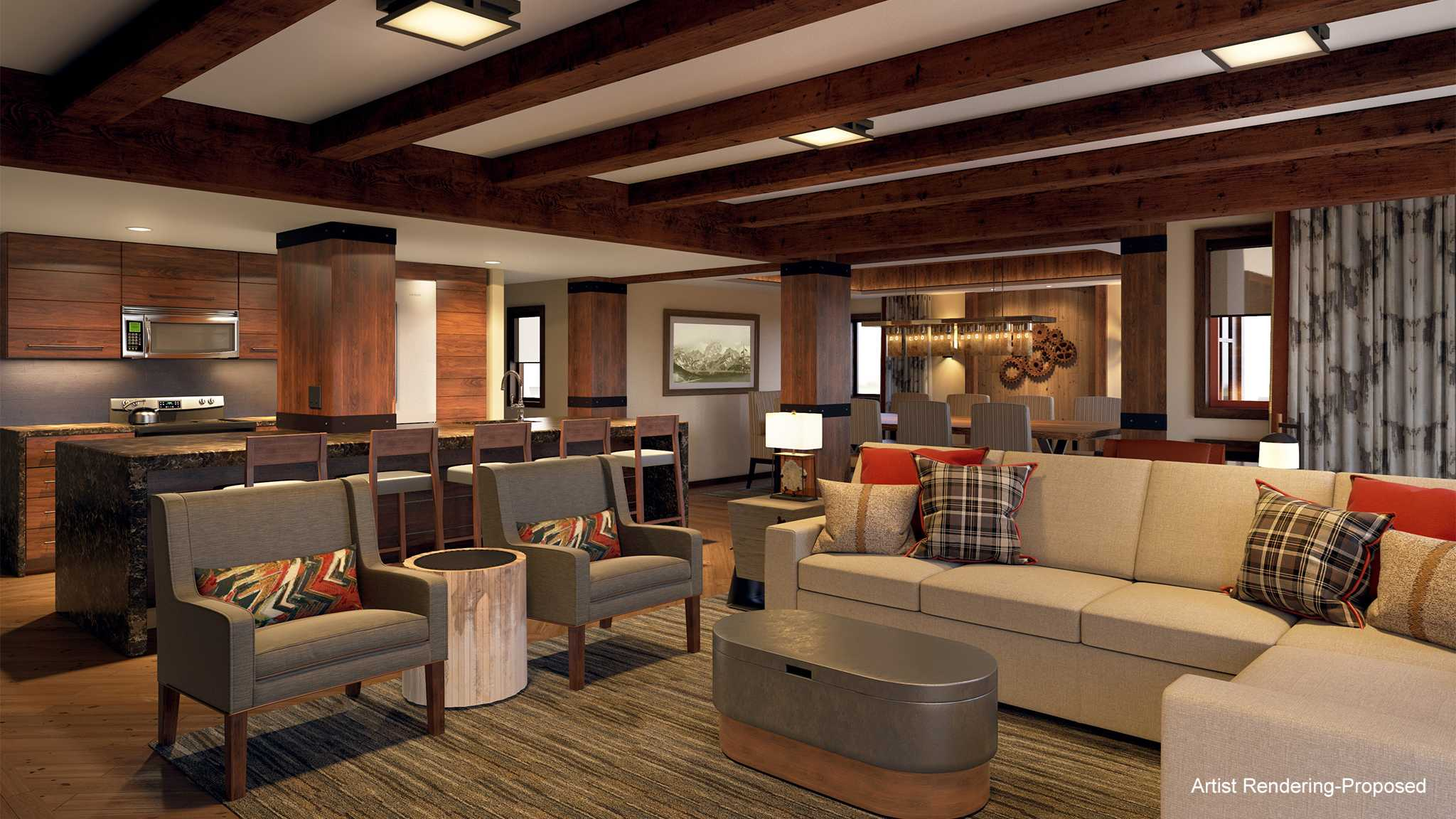 Copper Creek Villas and Cabins - 3 Bedroom Grand Villa