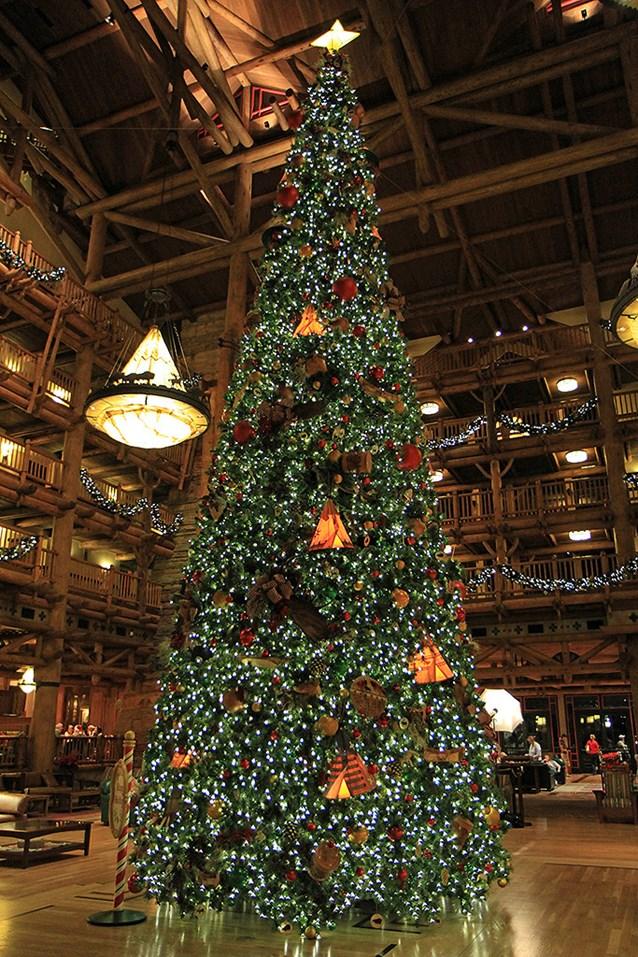 Disney's Wilderness Lodge Resort