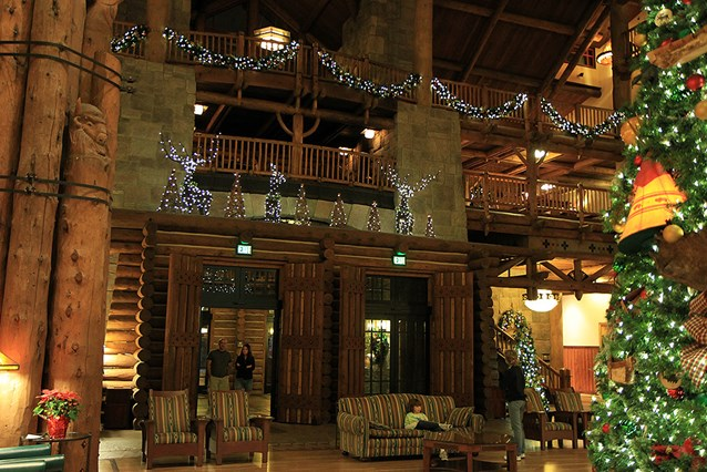 Disney's Wilderness Lodge Resort