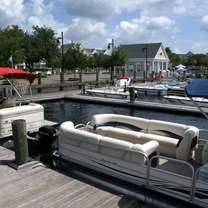 1 of 4: Disney's Yacht Club Resort - Bayside Marina