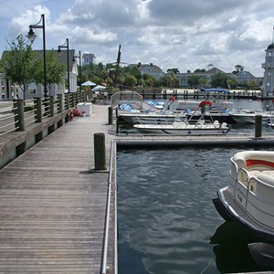 2 of 4: Disney's Yacht Club Resort - Bayside Marina
