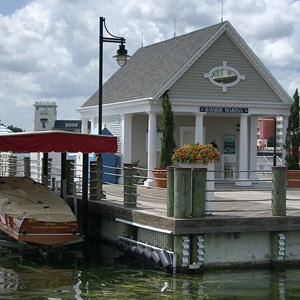 3 of 4: Disney's Yacht Club Resort - Bayside Marina